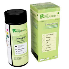 Buy 7 SG Urinalysis Reagent Strips, 100/Count by BTNX- Rapid Response online | Mountainside Medical Equipment
