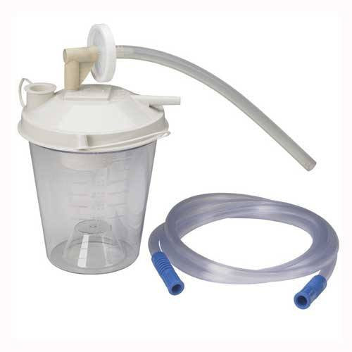 800cc Disposable Suction Canister Kit - Suction Canister Kit - Mountainside Medical Equipment