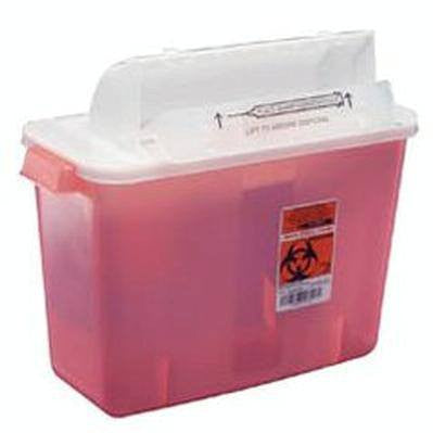 In-Room Sharps Container 2 Gallon 8534SA
