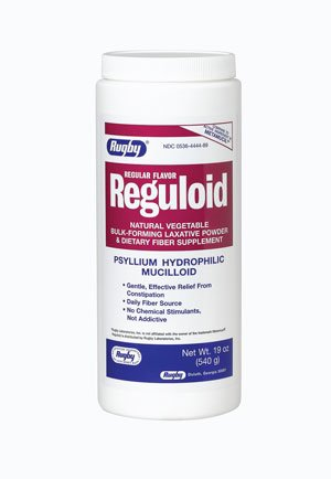 Buy Reguloid, Unflavored Powder, 19 oz. online used to treat Fiber Supplement - Medical Conditions