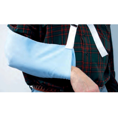 Skil-Care Cozy Cloth Arm Sling, Blue - Arm Slings - Mountainside Medical Equipment