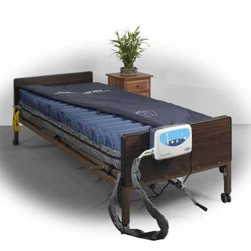 "Masonair 8"" Alternating Pressure and Low Air Loss Mattress System"