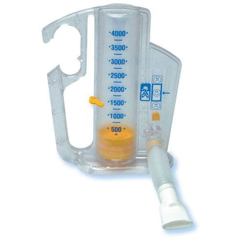 ASD Coach 2 Incentive Spirometer 4000mL, One Way Valve - Incentive Spirometers - Mountainside Medical Equipment