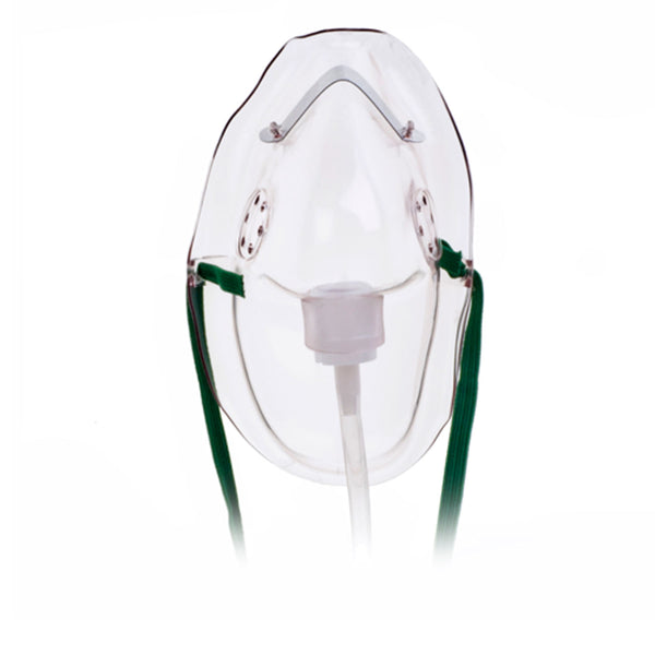 Adult Oxygen Mask with 7 foot tubing