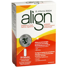 Buy Align Probiotic Digestive Care Supplement 28 Caplets online used to treat Probiotic - Medical Conditions