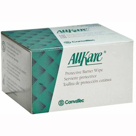 AllKare Protective Skin Barrier Wipes, 50 box