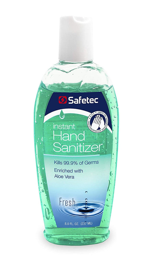 Aloe Vera Instant Hand Sanitizer with 66.5% Ethyl Alcohol 8 oz
