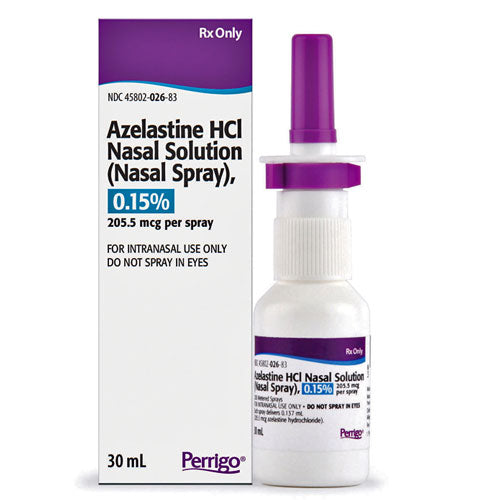 Buy Perrigo Azelastine Allergy Relief Nasal Spray online used to treat Allergy Relief Spray - Medical Conditions