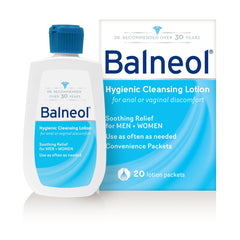 Buy Balneol Hygienic Cleansing Lotion for Anal or Vaginal Discomfort Relief online used to treat Hygienic Cleansing Lotion - Medical Conditions