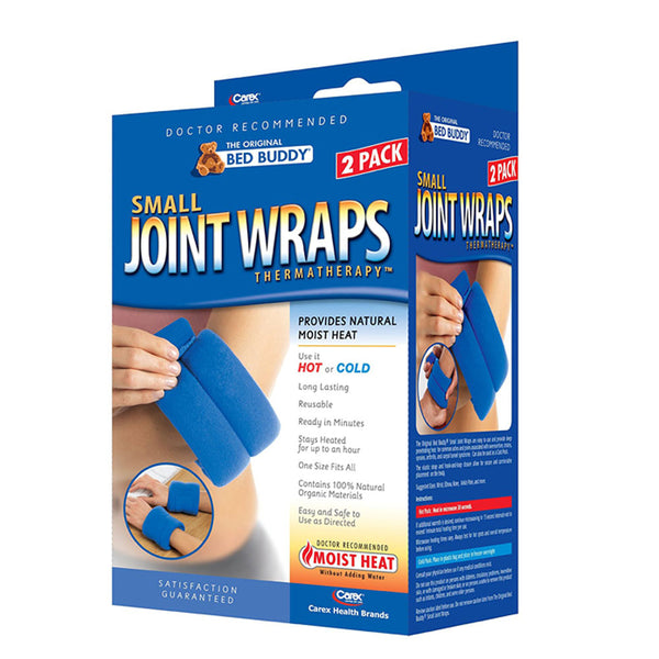 Bed Buddy Joint Pain Relief Wrap Hot & Cold Therapy, Small