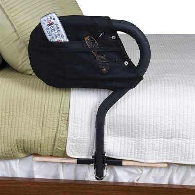 Buy Bed Cane with Organizer Pouch by Stander from a SDVOSB | Fall Prevention