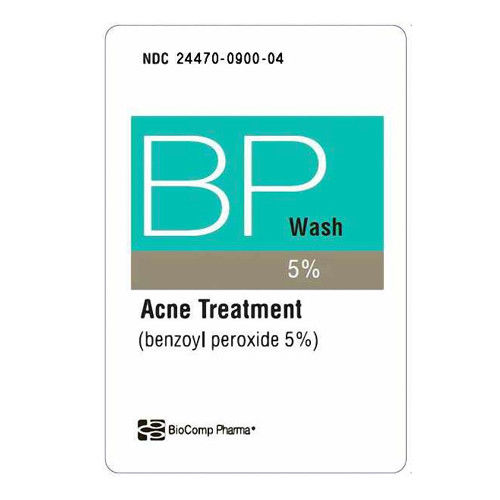 Buy Benzoyl Peroxide Wash 5%, Acne Treatment online used to treat Acne Face Wash - Medical Conditions