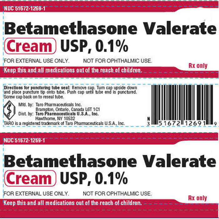 Buy Betamethasone Valerate Cream 0.1% by Taro online used to treat Topical Corticosteroid - Medical Conditions