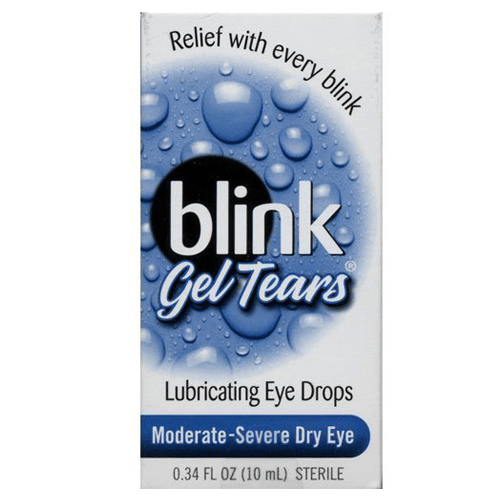 Blink Gel Tears Lubricating Eye Drops for Eye Health by Amo Sales | Medical Supplies