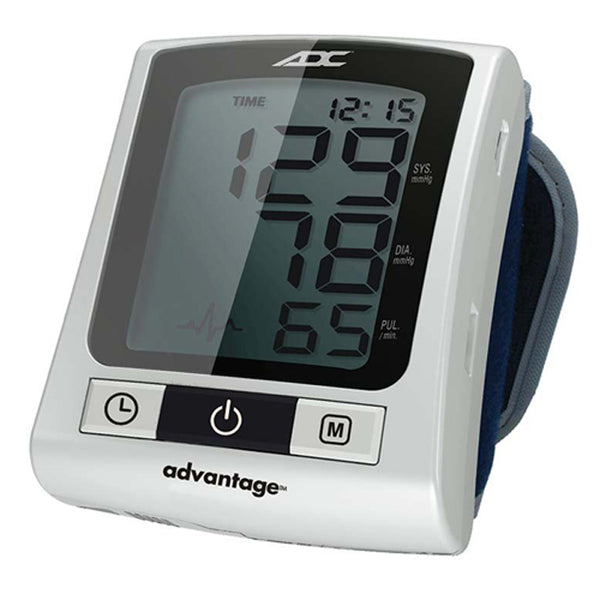 Advantage Wrist Blood Pressure Monitor 6015N