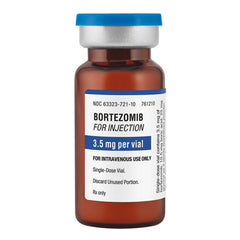 Buy Bortezomib for Injection 3.5mg Vials, 10 mL online used to treat Cancer Chemotherapy Drug - Medical Conditions