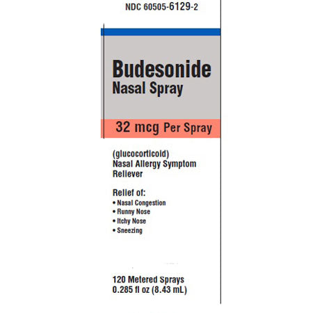 Apotex Budesonide Allergy Relief Nasal Spray 32 mcg - Allergy Relief Nasal Spray - Mountainside Medical Equipment