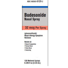Buy Apotex Budesonide Allergy Relief Nasal Spray 32 mcg online used to treat Allergy Relief Nasal Spray - Medical Conditions
