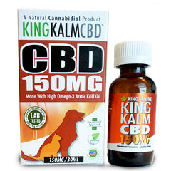KingKalm CBD 150mg for Pets