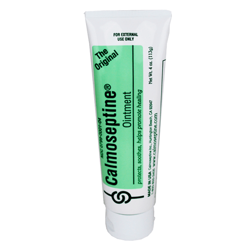 Calmoseptine Ointment 4 oz for Moisture Barrier Creams by Calmoseptine | Medical Supplies