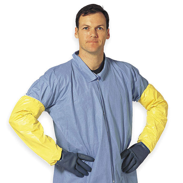 Buy Chemical Resistant Tyvek Protective Arm Sleeves (Pair) online used to treat Protective Arm Sleeves - Medical Conditions