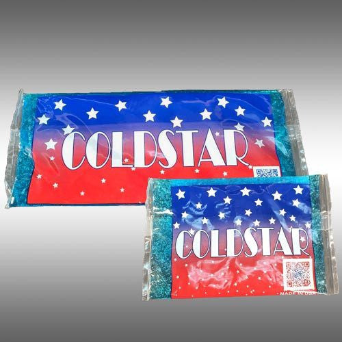 Coldstar Reusable Hot / Cold Gel Pack for Cryotherapy