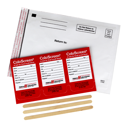 ColoScreen III Office Pack Fecal Occult Tests