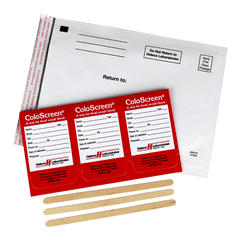 ColoScreen III Office Pack Fecal Occult Tests for Fecal Occult Stool Tests by Helena Laboratories | Medical Supplies