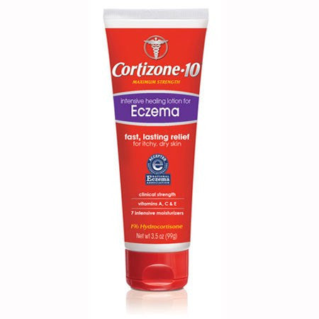 Buy Cortizone 10 Eczema Relief Cream by Chattem from a SDVOSB | Eczema Relief