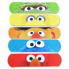 [price] Curad Sesame Street Bandages 20 Per Box used for Adhesive Bandages made by Curad [sku]
