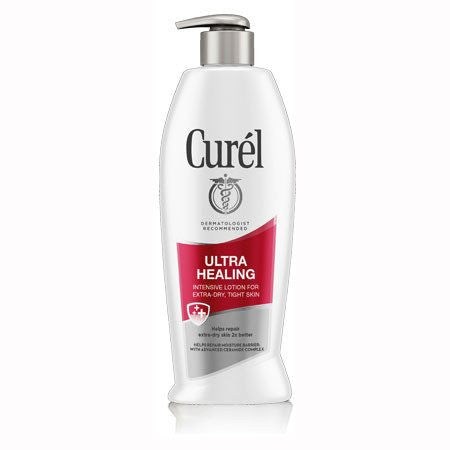 Buy Curel Ultra Healing Lotion 13 oz Pump Bottle by KAO Brands | Home Medical Supplies Online