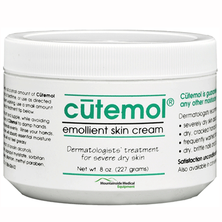 Buy Cutemol Emollient Cream fro Severe Dry Skin online used to treat Psoriasis Skin Relief - Medical Conditions