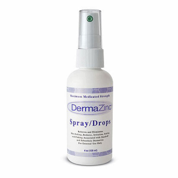Dermazinc Topical Skin Treatment Drop Spray
