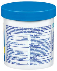 Buy Desitin Rapid Relief Cream Large Jar online used to treat Diaper Rash Moisture Barrier - Medical Conditions