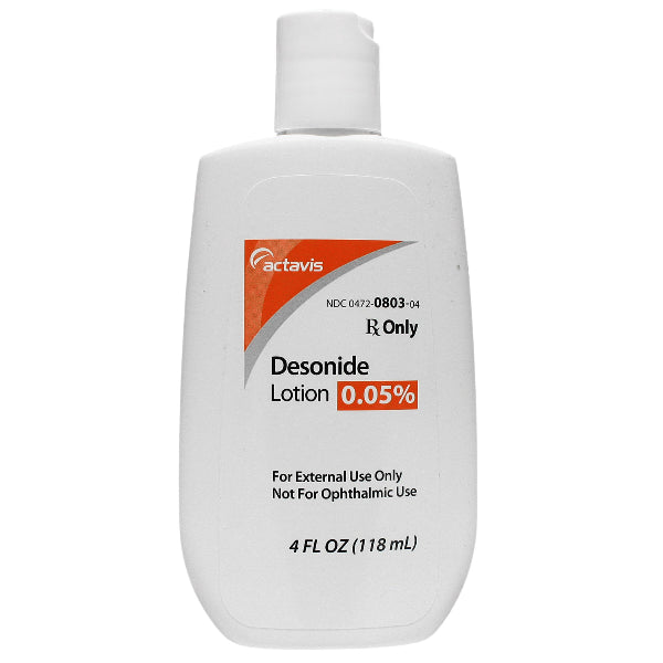 Buy Desonide Anti-Inflammatory Skin Lotion 0.05% by Watson online used to treat Anti-Inflammatory Lotion - Medical Conditions