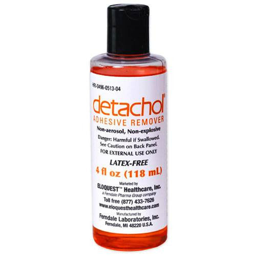 Buy Detachol Adhesive Remover 4 oz by Ferndale Laboratories from a SDVOSB | Adhesive Remover