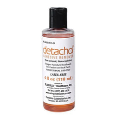 Buy Detachol Adhesive Remover 4 oz by Ferndale Laboratories from a SDVOSB | Adhesive Bandages
