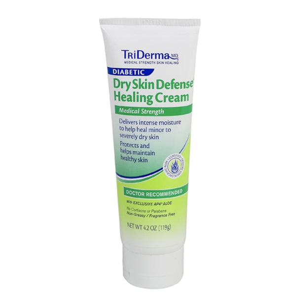 Diabetic Dry Skin Defense Healing Cream