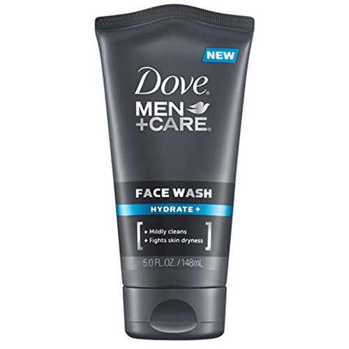 Buy Dove Men+Care Hydrate Face Wash, 5 oz online used to treat Mens Face Wash - Medical Conditions
