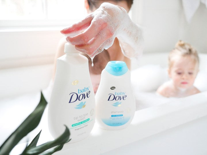 Buy Dove Baby Rich Moisturizing Lotion online used to treat Moisturizing Lotion - Medical Conditions
