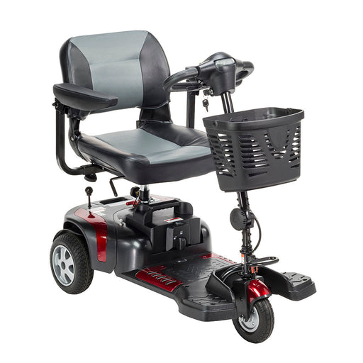 Phoenix HD 3 Wheel Travel Scooter - Scooters - Mountainside Medical Equipment