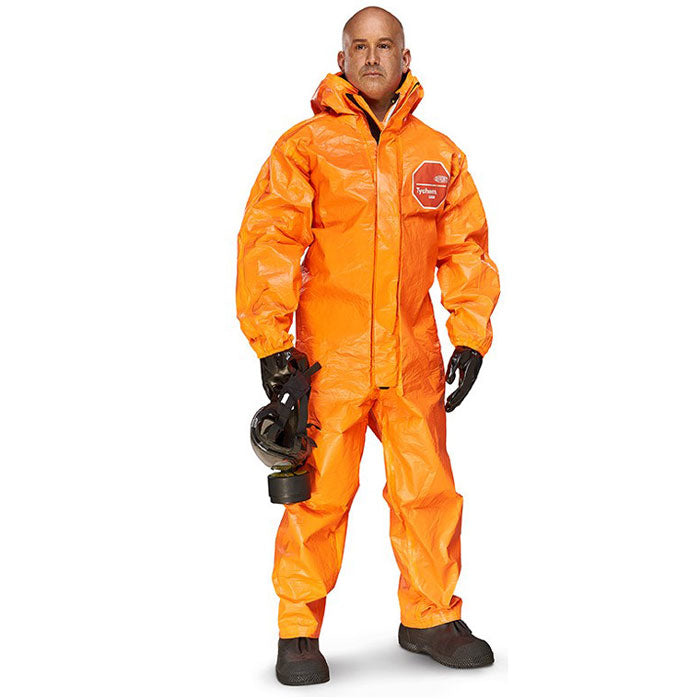 Buy Tychem Triple Hazard Protection Chemical Resistant Suit online used to treat Hazmat Suit - Medical Conditions