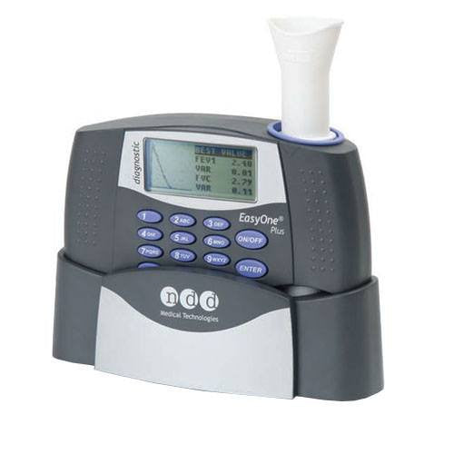 EasyOne Plus Diagnostic Spirometry System, USB Cradle & Software