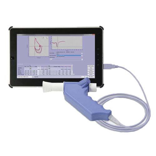 Easy on-PC Spirometry System, Software & Carrying Case
