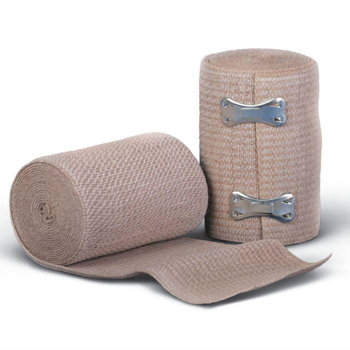 Ace Elastic Wrap Bandage With Metal Secure Clip Mountainside