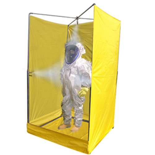 Hazmat Emergency Response Portable Decontamination Shower - Decontamination Shower - Mountainside Medical Equipment