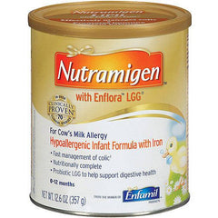Buy Enfamil Premium Newborn Nutramigen Powder, Large Bulk Can by Mead from a SDVOSB | Diet and Nutrition