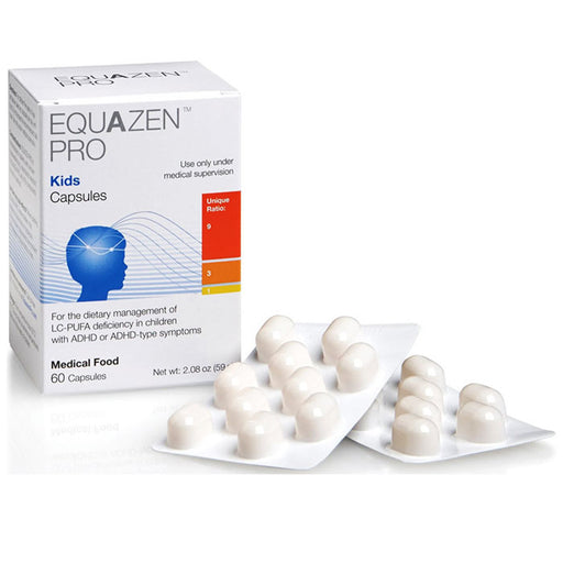 Buy Equazen Pro Kids Medical Food Capsules for LC-PUFA Deficiency online used to treat Medical Food for Children - Medical Conditions