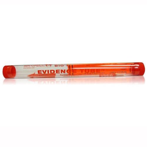Buy Evidence Tube with Sealing Label by Safetec online | Mountainside Medical Equipment