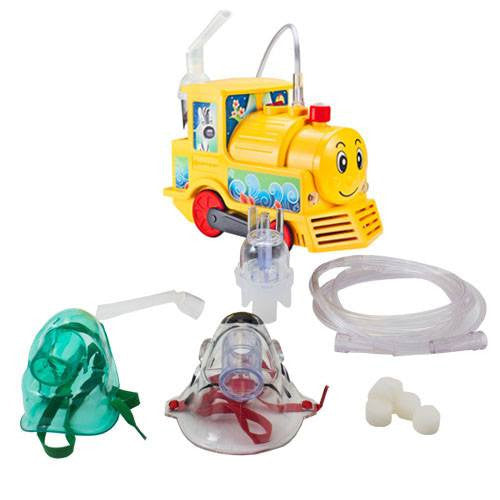 Express Train Pediatric Nebulizer Machine for Pediatric Nebulizers by Medquip | Medical Supplies